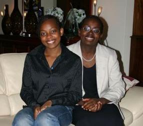 Rencontre avec la fille de Victoire Ingabire