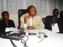 Bernard Ntaganda a été ramené à la prison 1930
