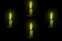 Une dizaine d'Associations Belges commémorent les victimes de la tragédie Congolaise