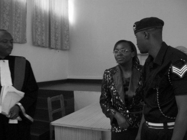 L'opposante rwandaise Victoire Ingabire arrêtée à Kigali
