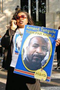 Manifestation anti-Kabila