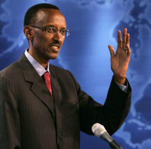 Kigali: Le général Paul Kagame fait son testament?