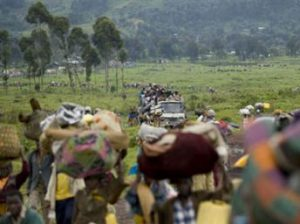 Selon le rapport 2010 du Pnud, la RDC fait partie des trois pays enregistrant de vrais reculs depuis 1970, ruinée par une longue guerre civile