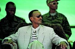 Président P. Kagame