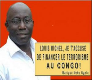 Mariyus Noko Ngele, un opposant à Louis Michel, maintenu en détention