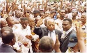 RDC: M. Tshisekedi postpose son retour à Kinshasa