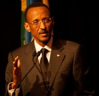 Petit précis du discours de Paul Kagame à la diaspora rwandaise d'Europe.
