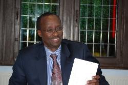 Gerald Gahima, ancien procureur général du Rwanda