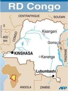 RDC: cinq militaires et deux policiers tués dans une attaque rebelle