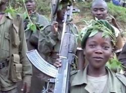 Près de 2000 enfants-soldats libérés en RDC