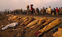 Les réfugiés  Hutu au Congo