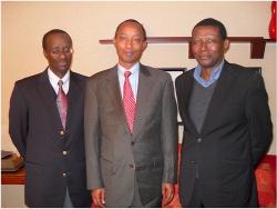 Membres du RNC (Rwanda National Congress)