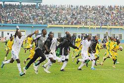 CAN 2011 : les jeunes Amavubi;  si près du but…