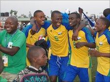 Amavubi cadets