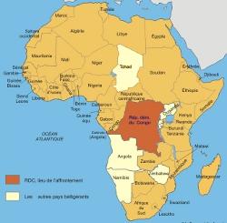 Deuxième Guerre en RDC ou Africa World War