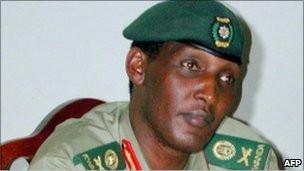 Ancien général, Kayumba Nyamwasa