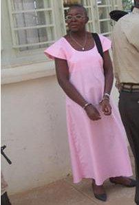 Présidente des FDU, Victoire Ingabire