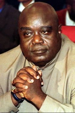 Laurent-Désiré Kabila, ancien président congolais