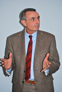 Luc Marchal, ancien numéro deux de la MINUAR