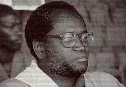 Melchior Ndadaye, ancien président du Burundi
