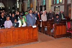 Rwanda – Diaspora: Messe pour Victoire Ingabire et le peuple rwandais