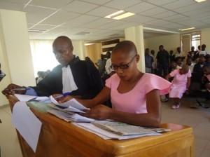 Rwanda: 33 ans de prison requis contre une journaliste