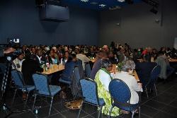Réception pour la diaspora rwandaise