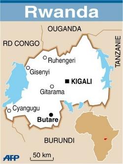 L'explosion d'une grenade fait deux morts près de Kigali, au Rwanda