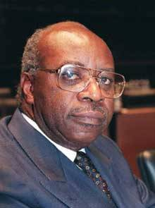 Président du RDI, Twagiramungu Faustin