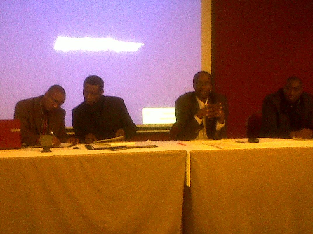 Rwanda-RNC : Conférence sous haute surveillance à Bruxelles