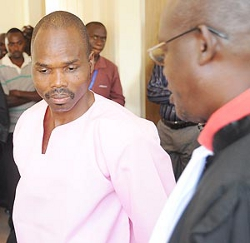 Amnesty demande la libération inconditionnelle de Bernard Ntaganda