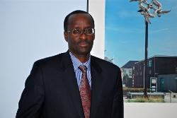 Mr Gerald Gahima de RNC
