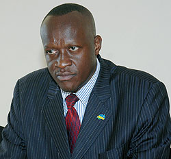 Mr Joseph Habineza