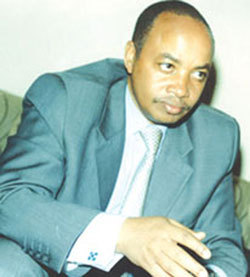 Mr Patrick Karegeya de RNC