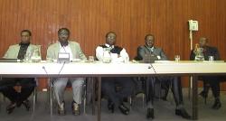 Les dirigeants du Comité de Coordination de FDU Inkingi