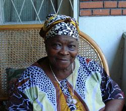 Mme Pauline Opango Lumumba
