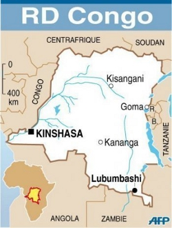 RDC: 360 millions de dollars chinois pour la construction d'une centrale électrique