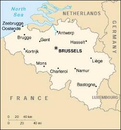 Le royaume de Belgique