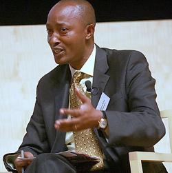 Mr Rudasingwa Théogène, membre fondateur du RNC