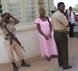 La présidente des FDU Inkingi, Victoire Ingabire