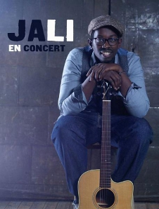 Jali:Un artiste belgo-rwandais qui monte