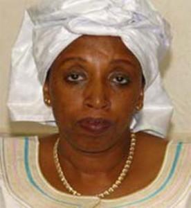 Mme Mbaraga Gasarabwe