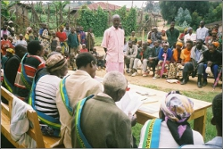 Juridictions Gacaca au Rwanda