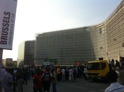 RDC-Belgique : 800 manifestants réclament le départ de Joseph Kabila
