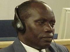 Géneral Major Augustin Bizimungu