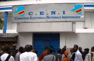 CENI  Siège  de Kinshasa