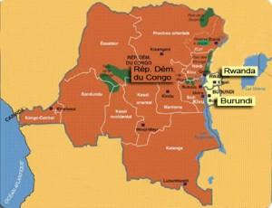 Les frontières de la RDC sont elles en danger ?