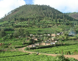 Rwanda pays de mille collines