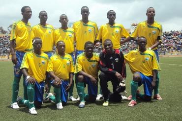 Amavubi Equipe Nationale de moins de 17 ans
