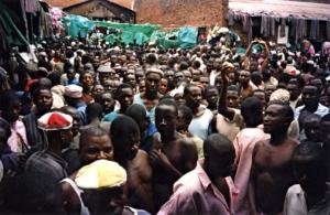 Prison de Kigali Photo d'Hervé Deguine